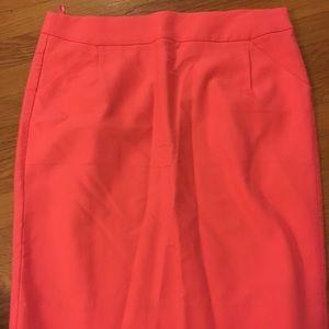 Never worn J Crew pencil skirt